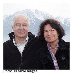 Charles et Patricia Montreux
